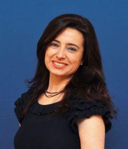 Alexandra Oliveira, mandatária da candidatura